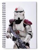 Commander Neyo Spiral Notebook