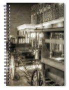 Commerce Museum Spiral Notebook
