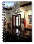 Commissioner's House -  Spiral Notebook
