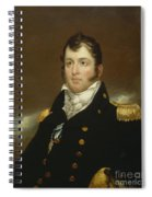 Commodore Oliver Hazard Perry Spiral Notebook