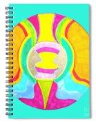 Communicate I Spiral Notebook