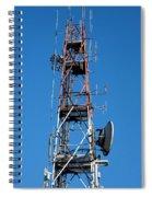 Communications Tower Spiral Notebook