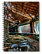 Communists In Space Spiral Notebook
