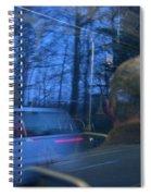 Commuting Spiral Notebook