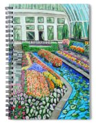 Como Park Conservatory  In St. Paul Spiral Notebook