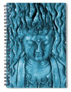 Compassionate One Co-2 Spiral Notebook