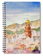 Competa 03 Spiral Notebook