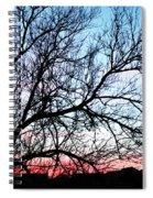 Completion  Spiral Notebook