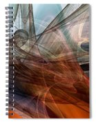 Complex Decisions Spiral Notebook
