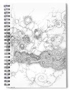 Complex Fluid A Novel Surfactancy Spiral Notebook