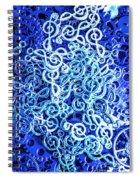 Complex Sound Structures Spiral Notebook