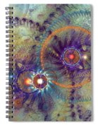 Complexity Is Worrisome Spiral Notebook
