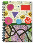 Complicated Introspection Spiral Notebook
