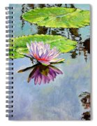 Composition Of Beauty Spiral Notebook