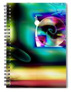 Computer Bugs Series 2 Of 7 Spiral Notebook