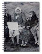 Computer Class Spiral Notebook