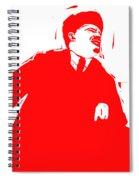 Comrade L Spiral Notebook