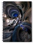 Concatenations Spiral Notebook
