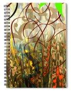 Concealed Treasure Spiral Notebook