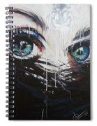 Concealer Spiral Notebook