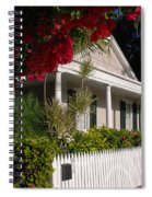 Conch House In Key West Spiral Notebook