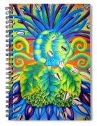 Concha Spiral Notebook