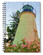 Concord Point Lighthouse Spiral Notebook