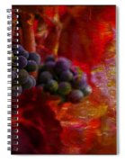 Concord Tendrils Spiral Notebook