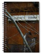 Concrete Bunker Spiral Notebook