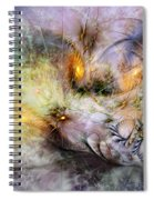 Concupiscent Nature Spiral Notebook