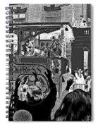 Conde Express Spiral Notebook