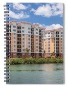 Condo Living Spiral Notebook