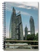 Condos Spiral Notebook