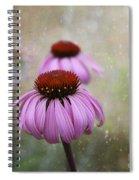 Coneflower Dream Spiral Notebook