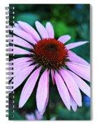 Coneflower Portrait Spiral Notebook