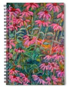 Coneflowers Spiral Notebook