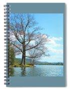 Cone's Point Spiral Notebook