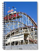 Coney Island Memories 2 Spiral Notebook