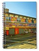 Coney Island Memories 4 Spiral Notebook