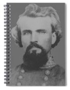 Confederate General Nathan Forrest Spiral Notebook