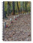 13 Unknown Confederate Soldiers - Natchez Trace Spiral Notebook