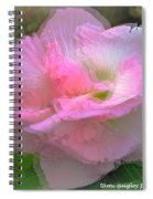 Confederate Rose Spiral Notebook