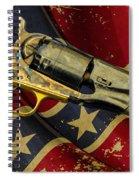 Confederate Sidearm Spiral Notebook
