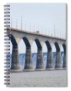 Confederation Bridge 5511 Spiral Notebook