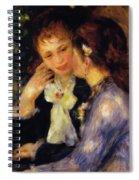 Confidences 1878 Spiral Notebook