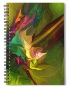 Confluence Spiral Notebook