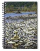 Confounded Bridge Spiral Notebook
