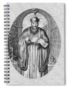 Confucius (c551-479 B.c.) Spiral Notebook
