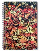 Confusion Spiral Notebook