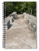 Conjunto Pinturas At The Coba Ruins  Spiral Notebook